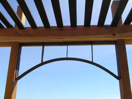 Shade Structure Detail